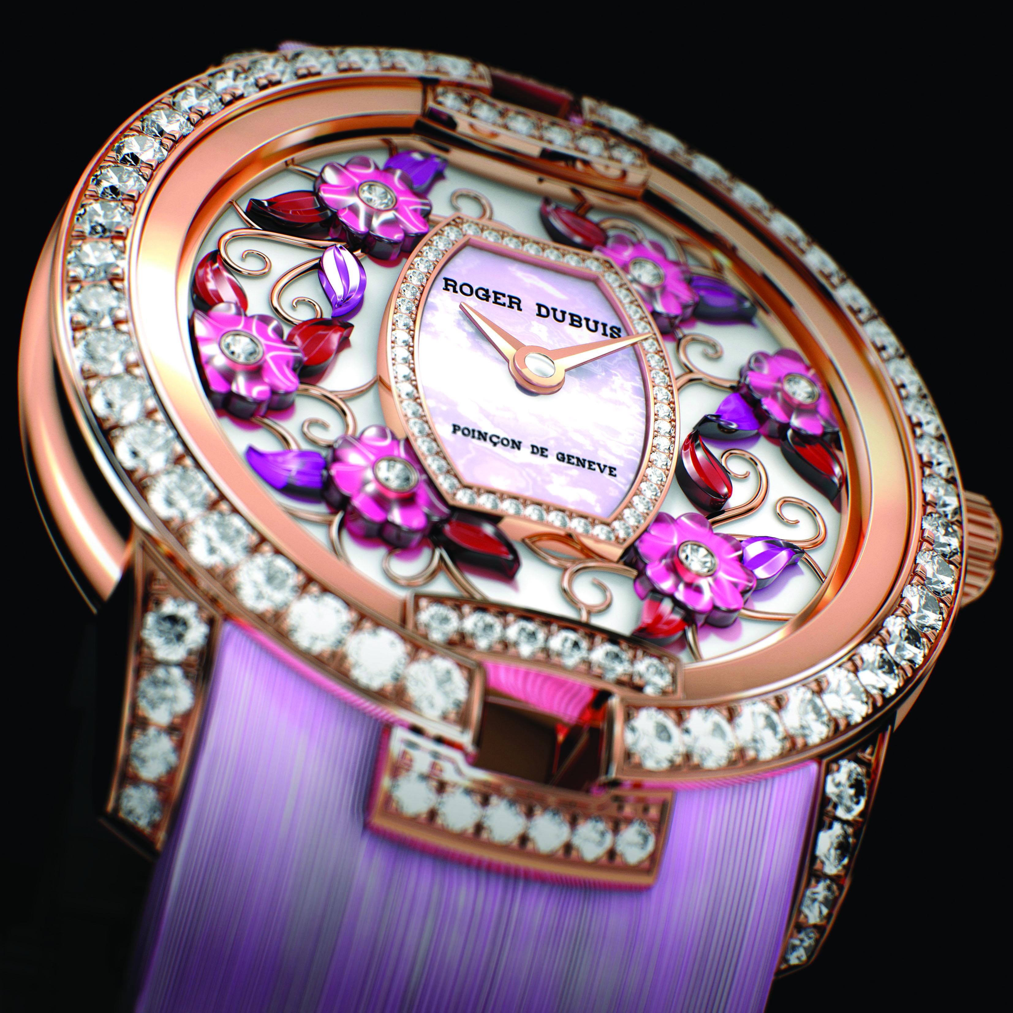 Salone dell'alta orologeria Dubuis
