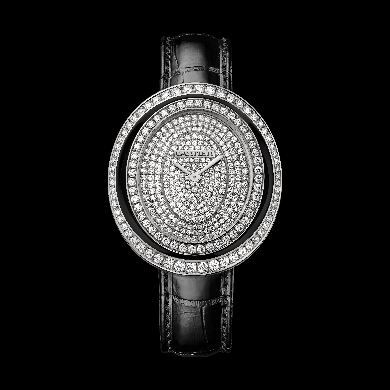Salone dell'alta orologeria Cartier