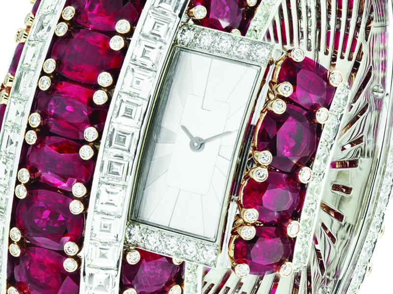 Salone dell'alta orologeria Van Cleef Arpels