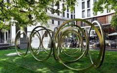 Installazione B.zero1 Bulgari Milan Design Week
