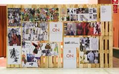 """Mostra Milano Unica """"On Board: il principio della creatività"""" moodboard"""