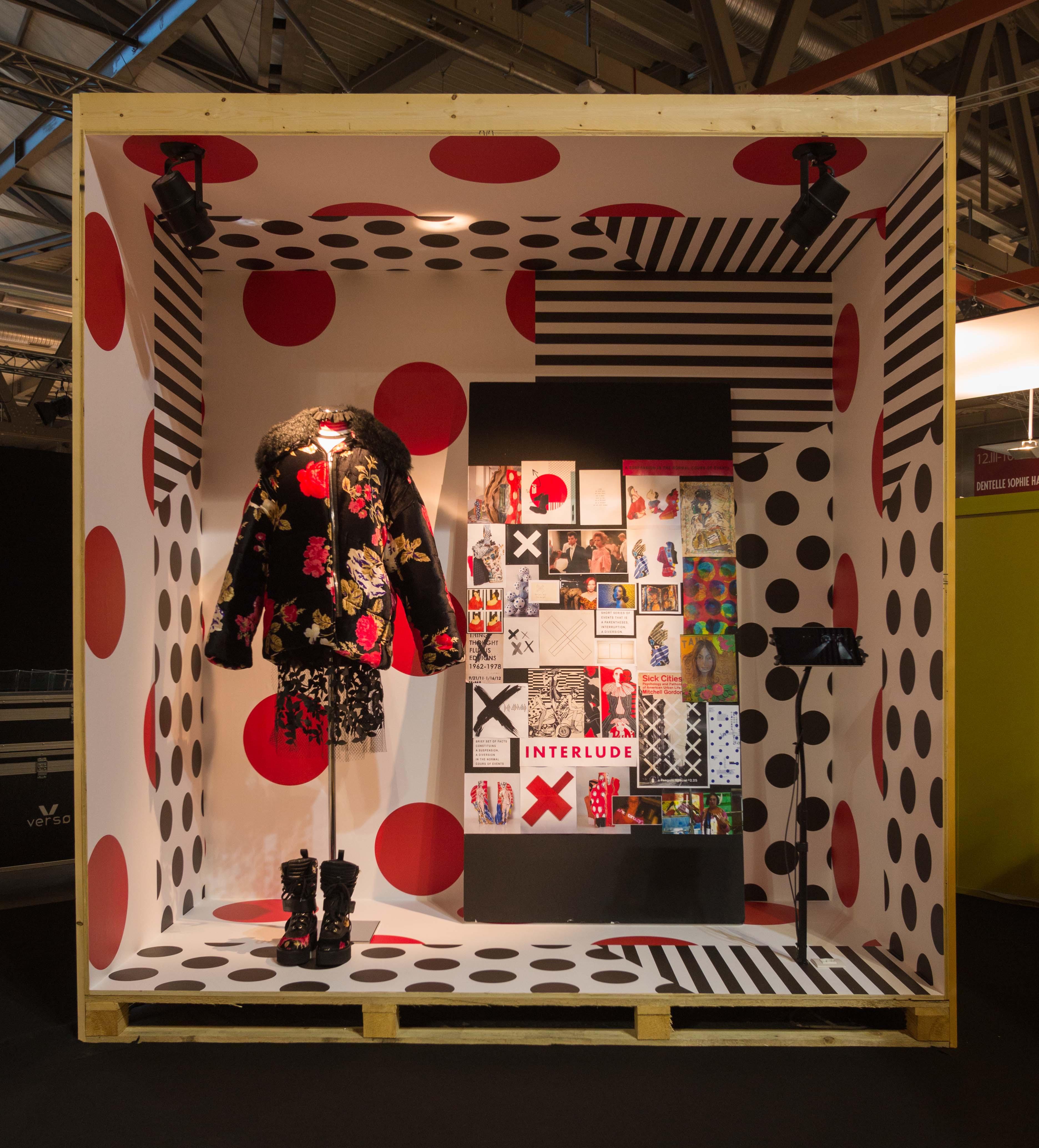 """Mostra Milano Unica """"On Board: il principio della creatività"""" i moodboard"""