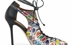 malone souliers scarpe pop dots