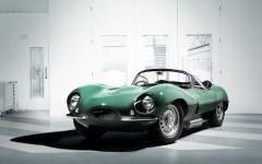 Jaguar XKSS nuova jaguar classic