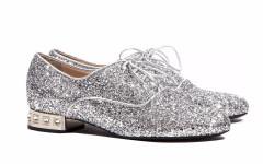 fragiacomo scarpe glitter francesina
