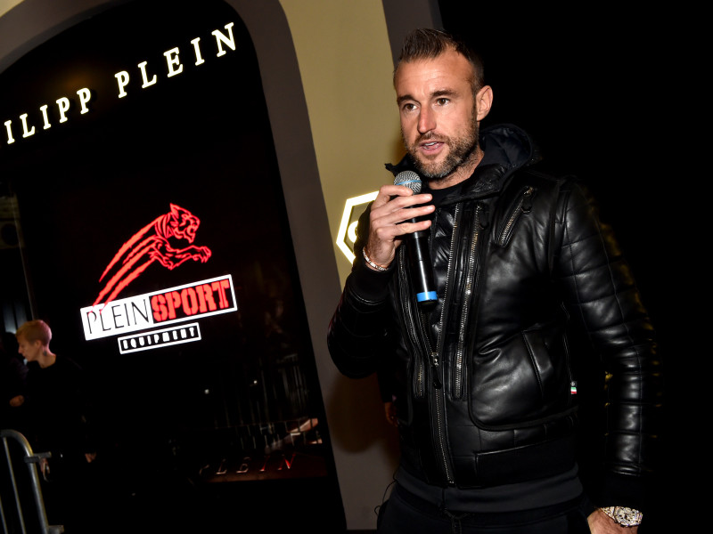 MILAN, ITALY - JANUARY 15:  Philipp Plein attends Philipp Plein Boutique Opening  during Milan Men's Fashion Week Fall/Winter 2017/18 on January 15, 2017 in Milan, Italy.  (Photo by Jacopo Raule/Getty Images for Philipp Plein) *** Local Caption *** Philipp Plein
