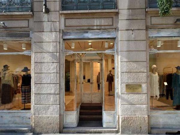 Mes Demoiselles - il primo monomarca a Milano
