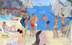Moncler Postcards - Primavera Estate 2017 - Jean-Philippe Delhomme