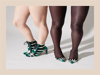 sports shoes 66790 d6417 INTIMA ED EMOTIVA: LA NUOVA ADV 2017/18 DI SERGIO ROSSI