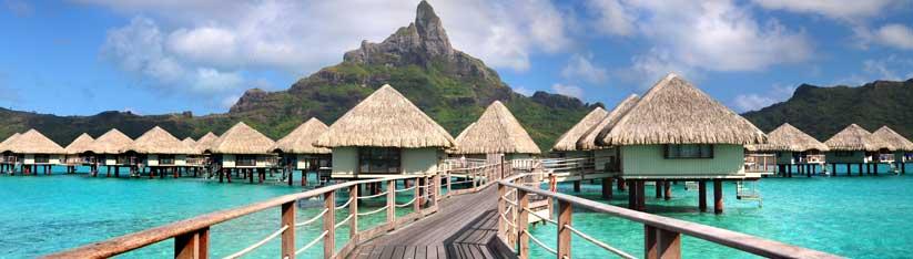 Bungalow a Bora Bora - Le Meridien