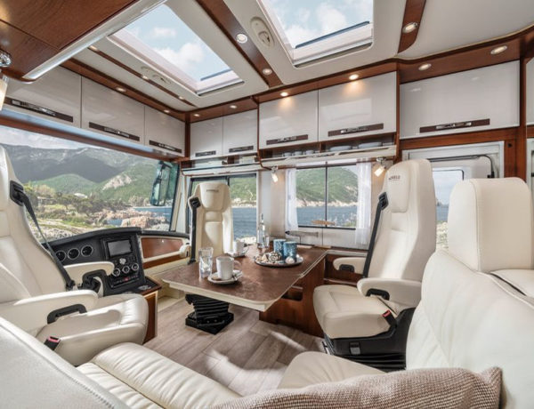 Camper di lusso