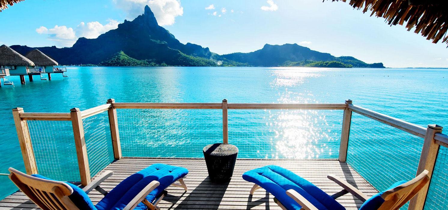 Nuovi bungalow a Le Meridian Bora Bora