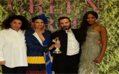 Tiziano Guardini - Green Carpet Fashion Award 2017