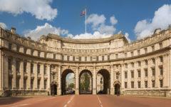 L'Admirarlty Arch ospiterà il nuovo Waldorf Astoria a Londra