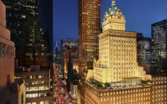 Aman Hotel a New York nel 2020_