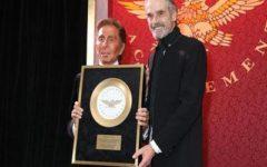 Valentino Garavani - Golden Plait Award