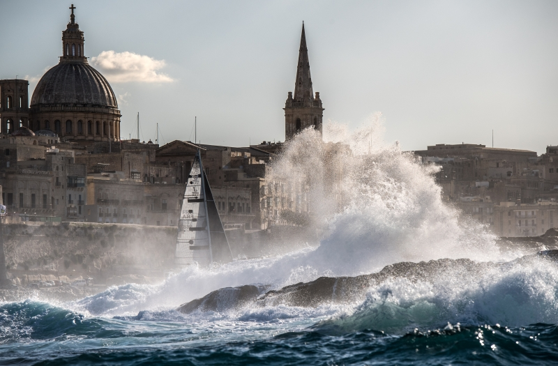 Rolex Middle Sea Race 2017