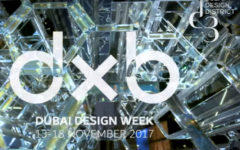 Dubai Design Week 2017