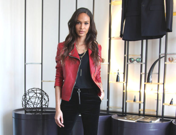 W Hotels e Joan Smalls