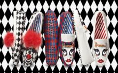 Circus - Anna dello Russo - Tod's