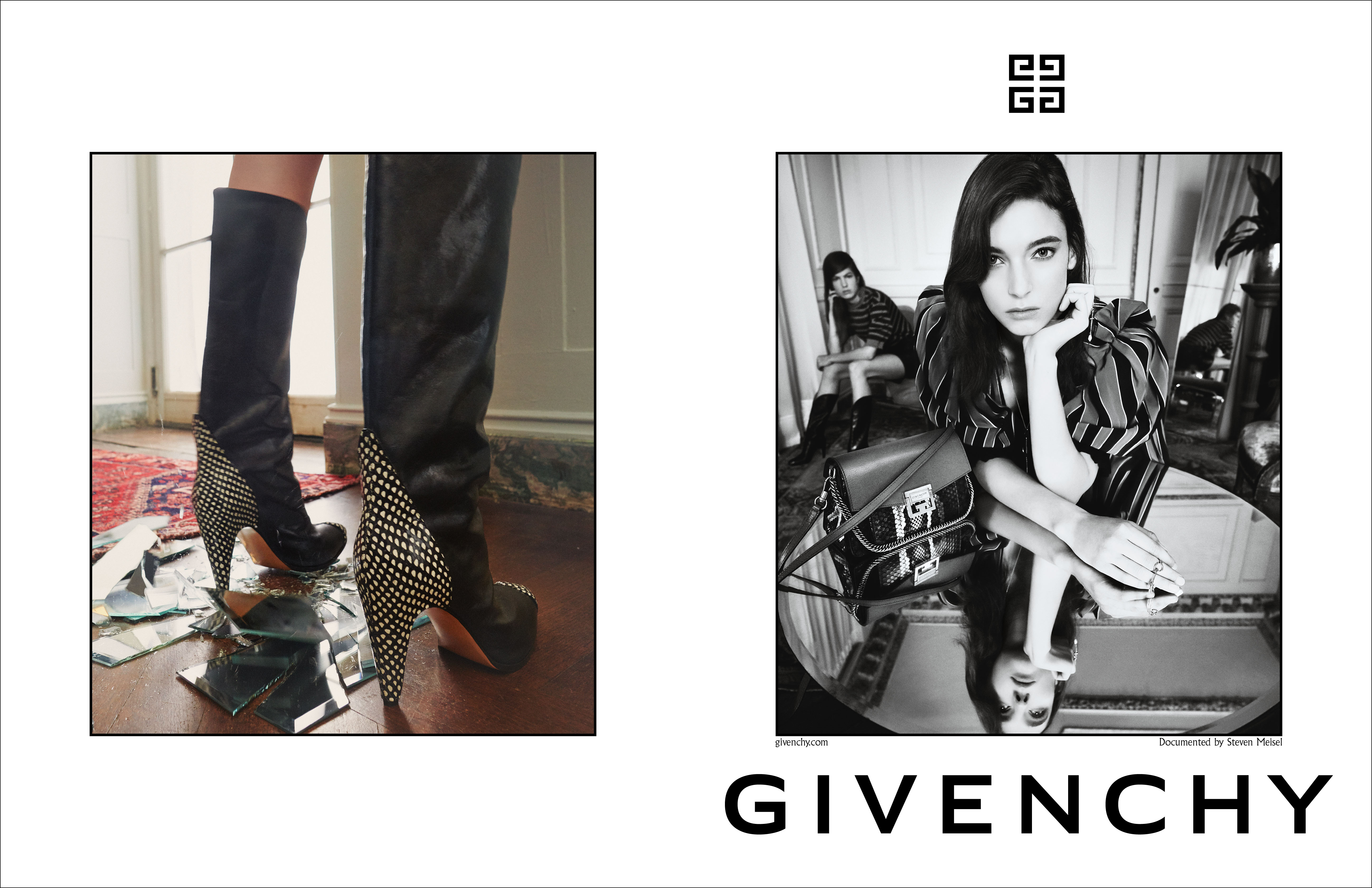 Givenchy - campagna Primavera estate 2018