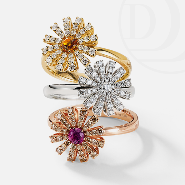 Damiani - collezione margherita