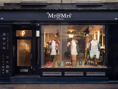 Mr&Mrs Italy Store - London (2)