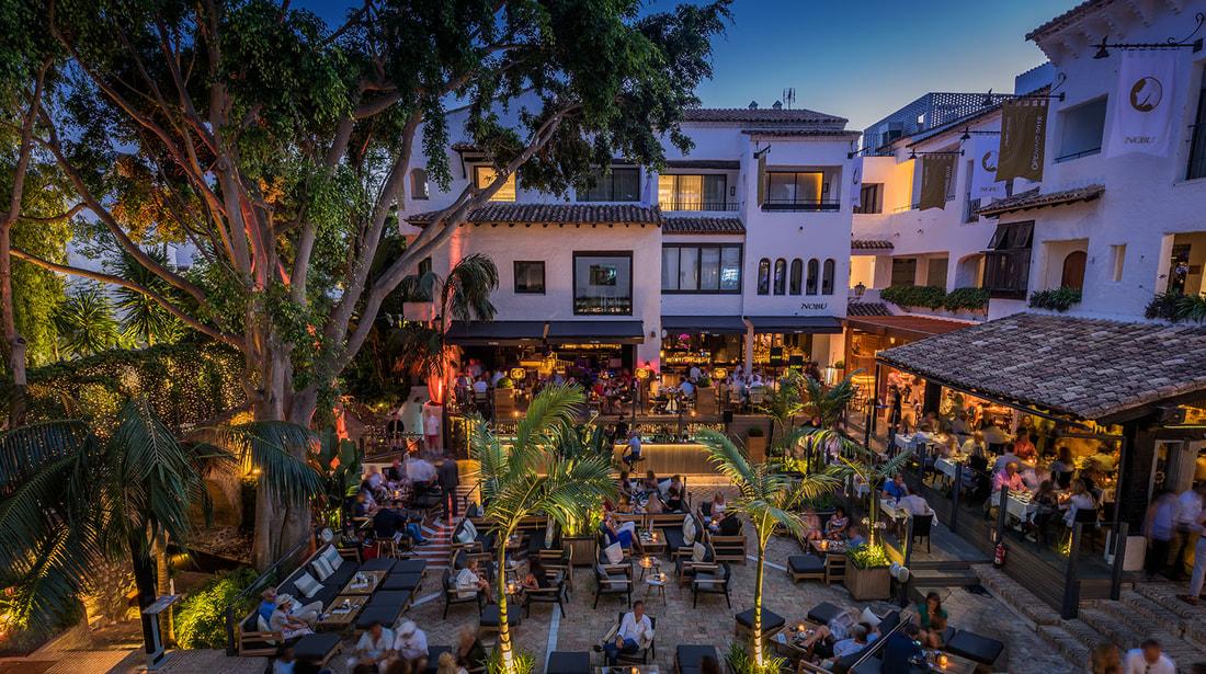 Nobu Hotel Marbella - Spagna