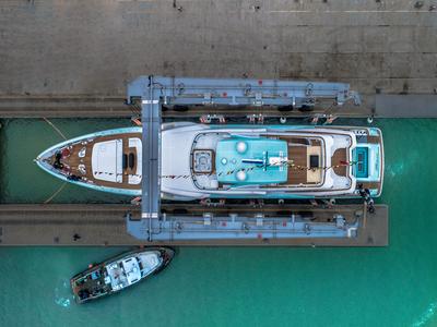 Latona - Yacht - CRN