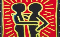 Keith Haring - Vienna - The Alphabet