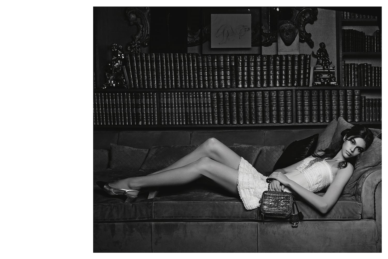 Chanel - Kaia Gerber
