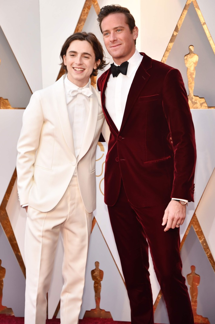 armie hammer e timothee chalamet