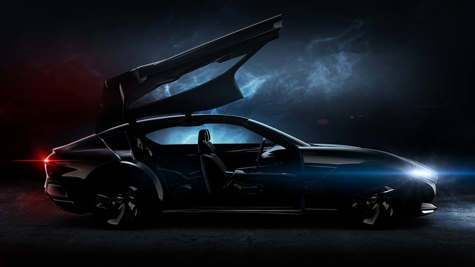 HK GT Gran Turismo - Pininfarina