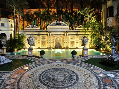 Villa Casa Casuarina - Versace - Mansion Miami Beach