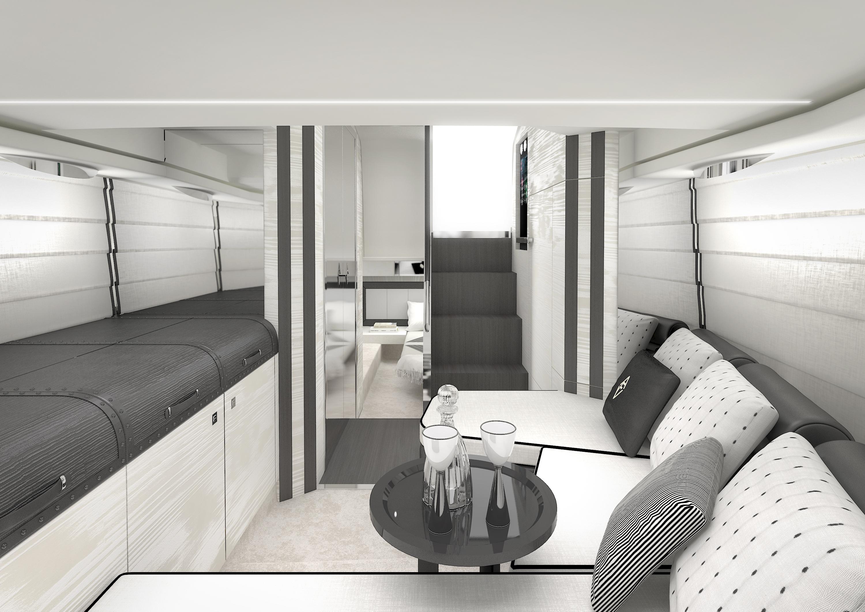 invictus yacht - 370 GT Special Edition - anna fendi