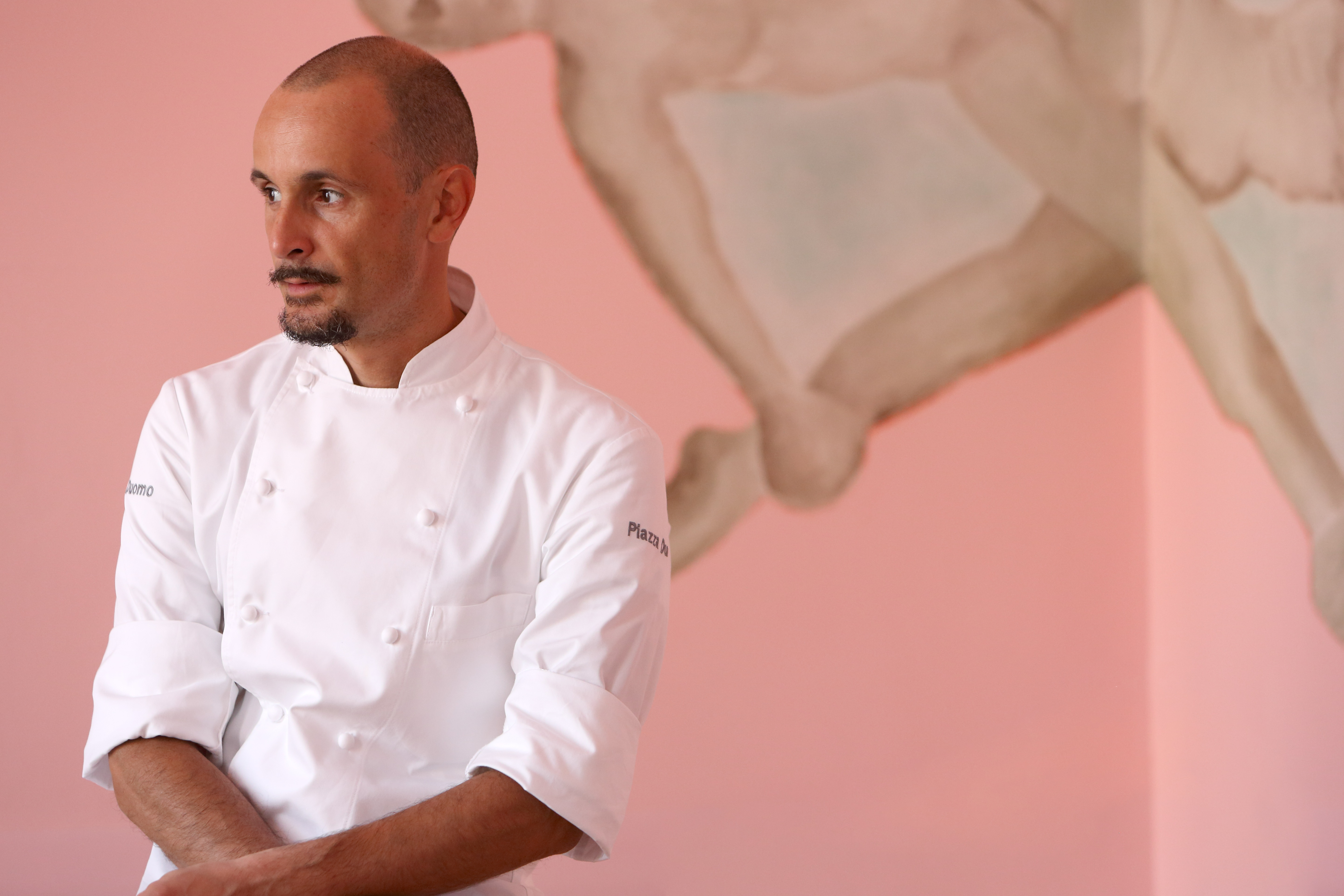 Enrico Crippa - Bocuse d'Or