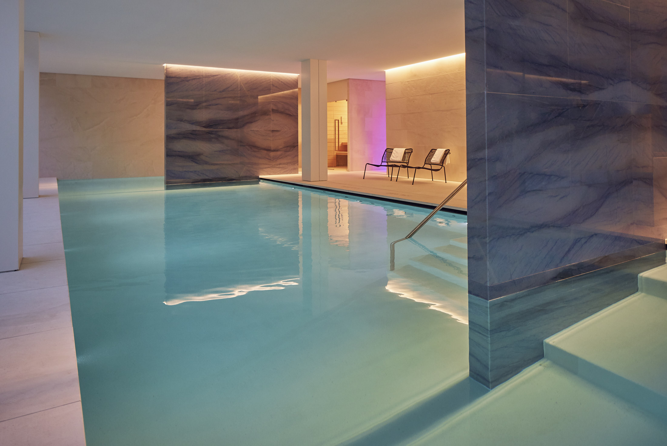 Hilton Como Lake - eforea Spa & Health Club