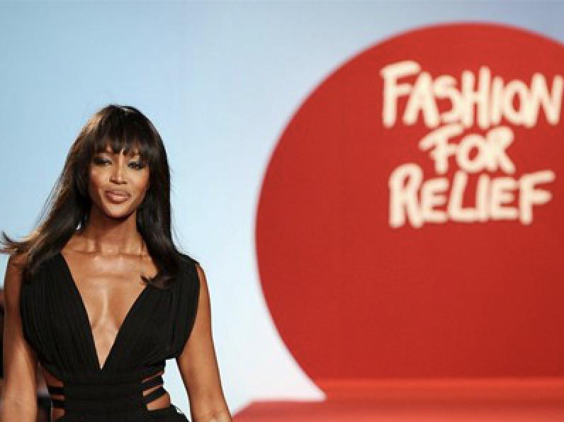 Naomi Campbell - Fashion for Relief