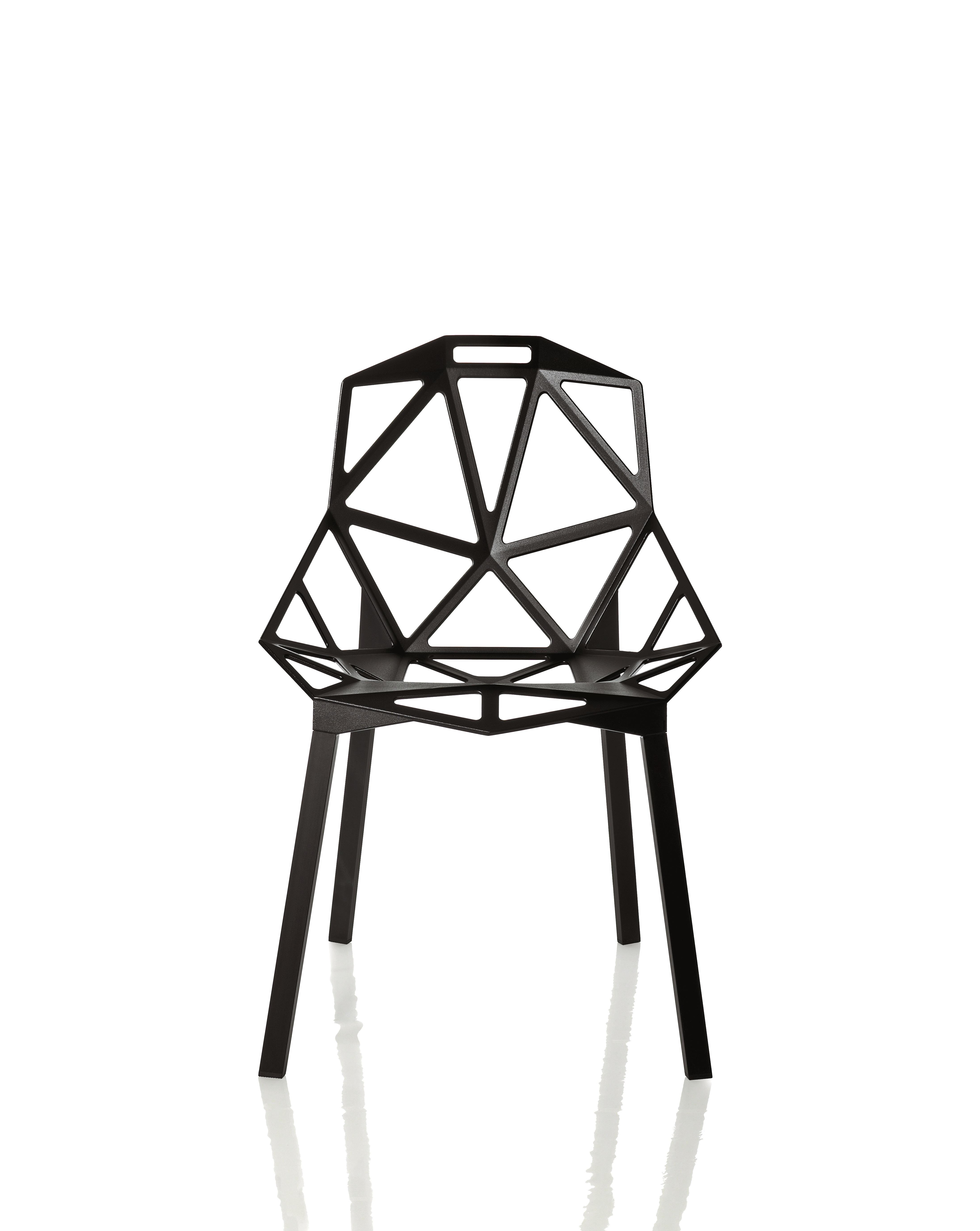 L.B.M.1911 - Magis- Chair_One_Dark
