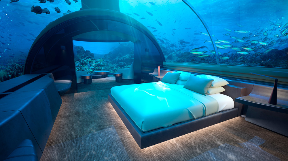 the muraka - Conrad Maldives Rangali Island