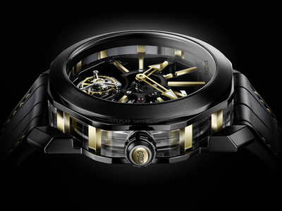 Octo Tourbillon Sapphire SOC - Bvlgari - Supercar Owners Circle (SOC)