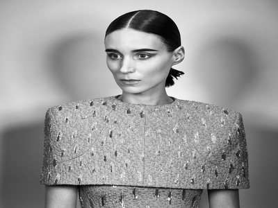 Rooney Mara - Givenchy - Parfums