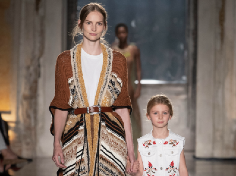ALBERTA FERRETTI JUNIOR SS19 PREVIEW