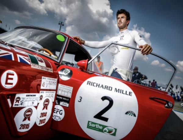 Richard Mille - Le Mans Classic 2018