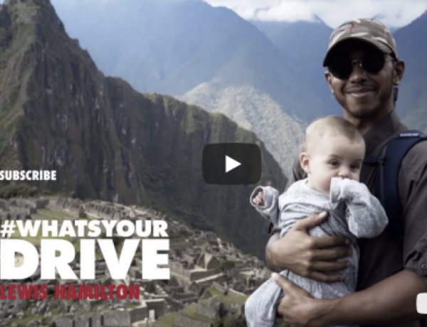Tommy Hilfiger - WhatsYourDrive - Lewis Hamilton