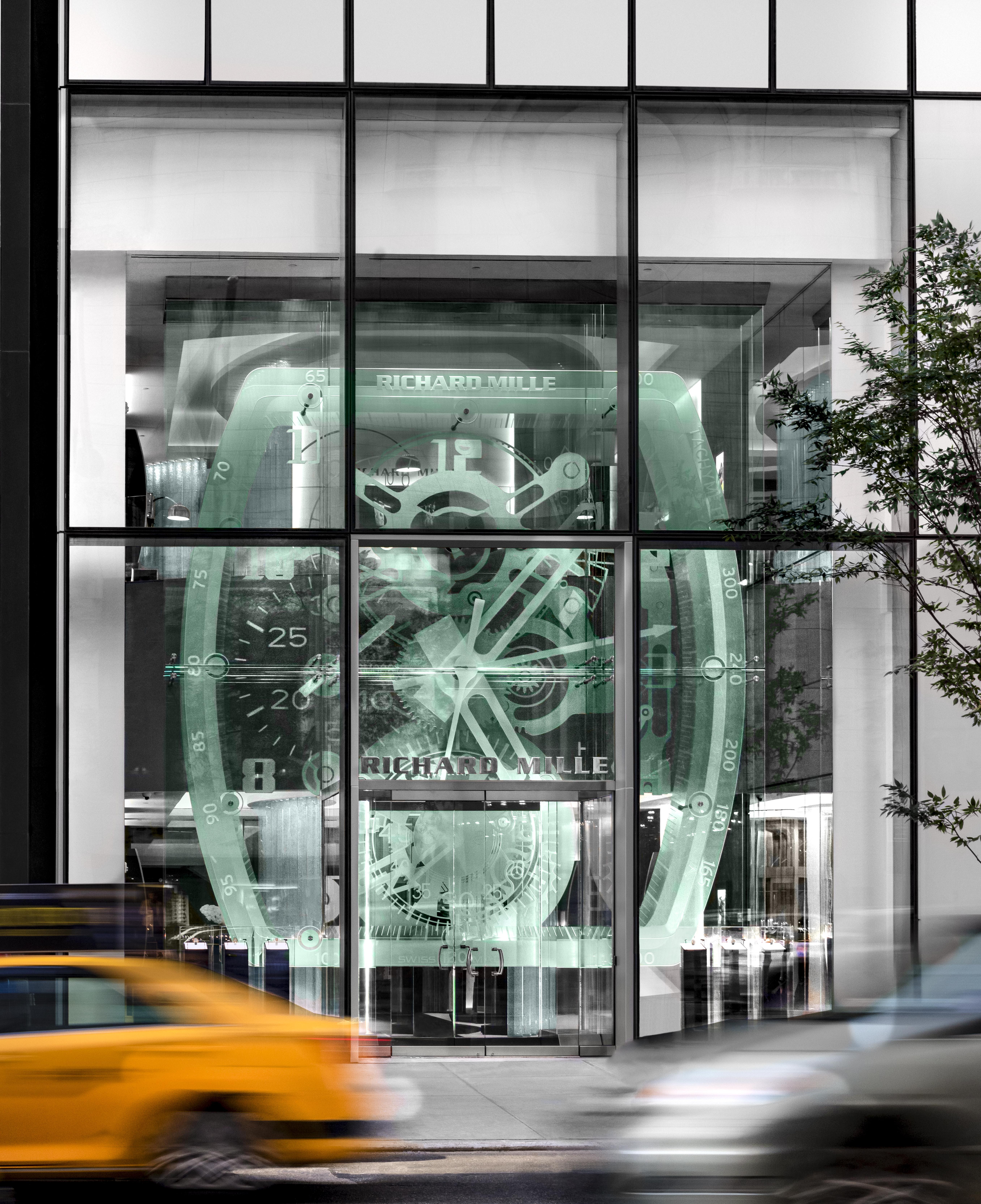 Richard Mille - New York