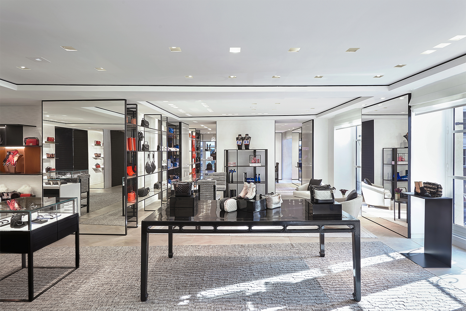 CHANEL - Boutique rue Cambon
