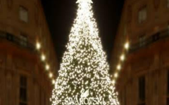 Milano - Digital Christmas Tree - Swarovski