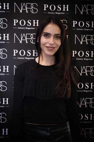 POSH - NARS COSMETICS - EVENTO ROMA RINASCENTE