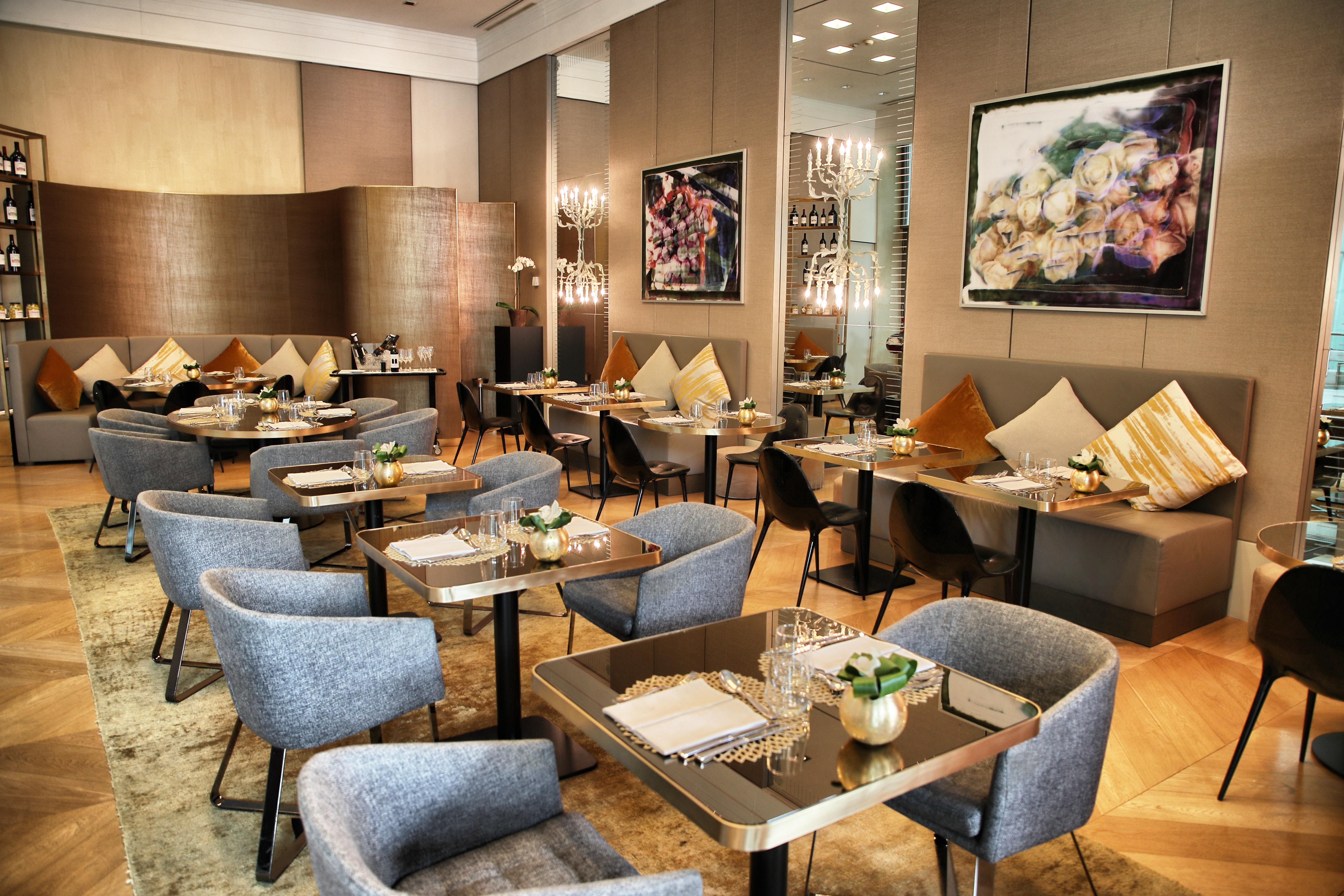 Rosa Grand Milano Starhotels Collezione - Sfizio by Eataly